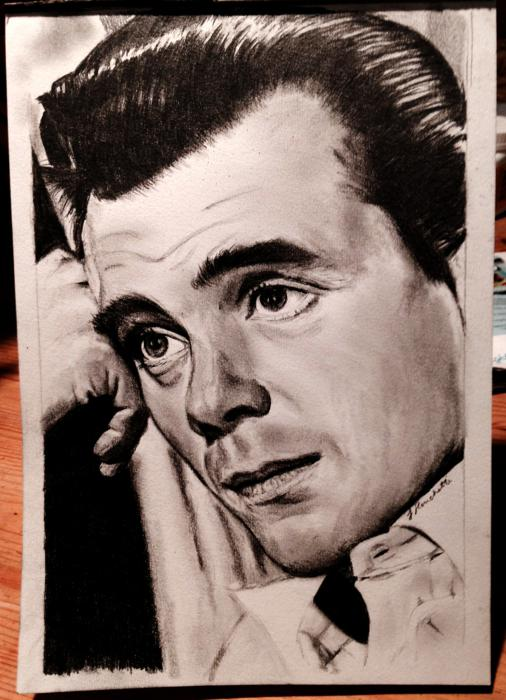 Dirk Bogarde by mustangsal
